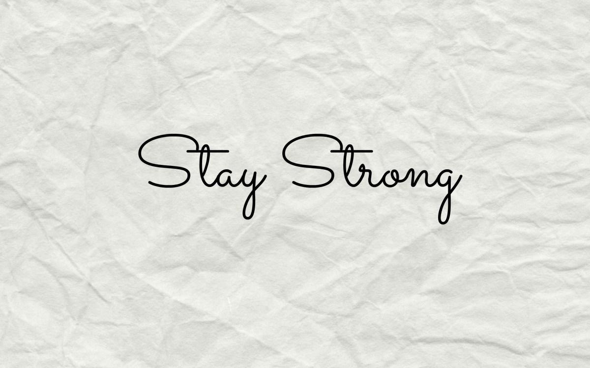 18  tips om mentaal sterk te worden