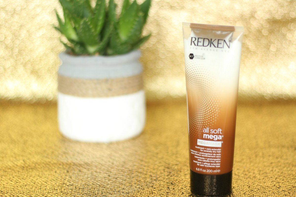 redken all soft mega