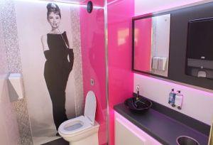 Wedding toilet hire Hampshire