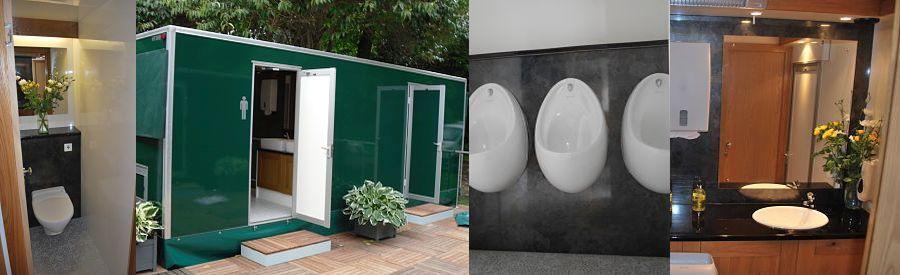 Luxury toilet hire hampshire