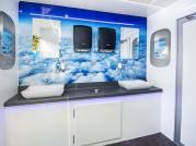 Sky 4+1 interior