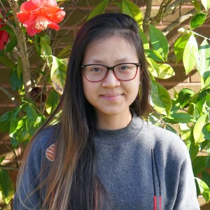 Esther Hung, Homeless Outreach Coordinator