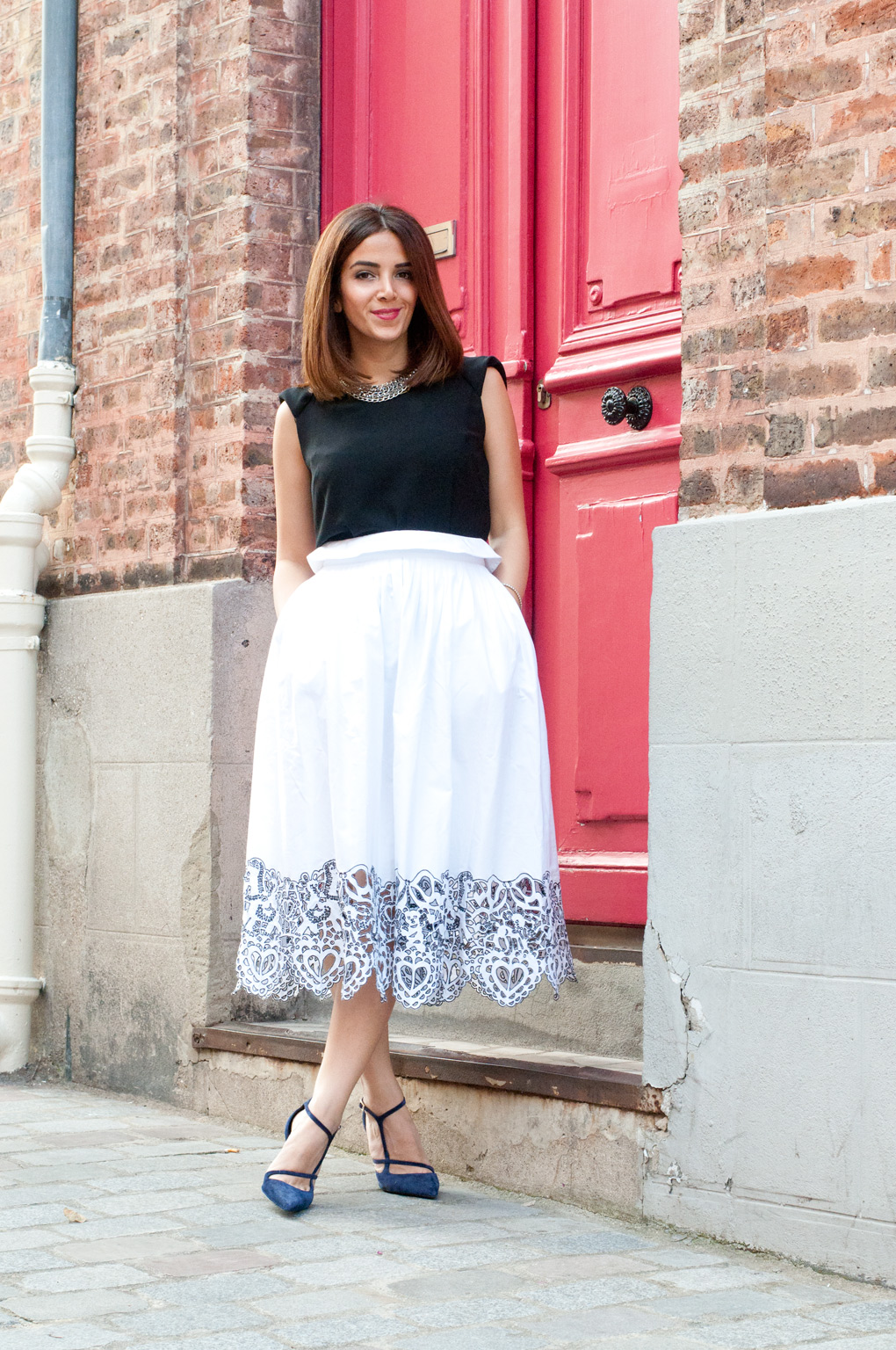 Lyla_Loves_Fashion_Meadham_kirchhoff_Skirt_Roger_Vivier_Heels_5848