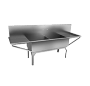 stainless steel laundry sinks utility