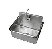 stainless steel wall mount sinks made