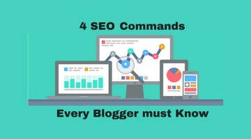4 important seo commands