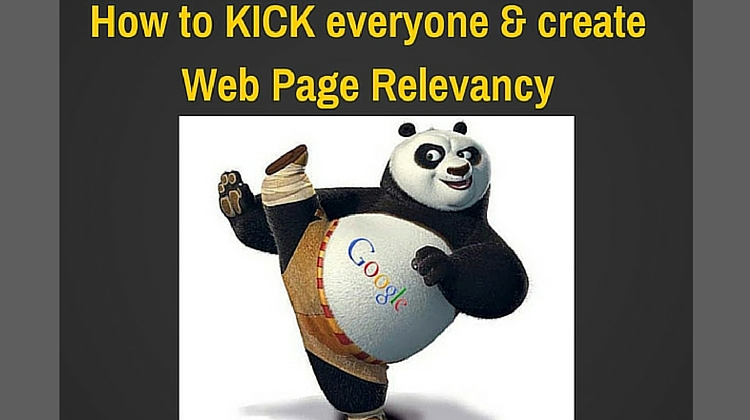 Web Page Relevancy