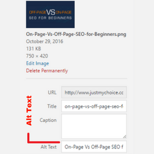 on-page vs off-page SEO - alt-text