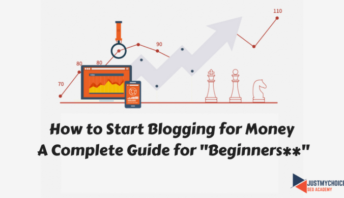 make money from blogging beginners