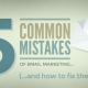 email marketing mistakes to avoid in 2018