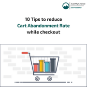 How to reduce cart abandonment rate while checkout