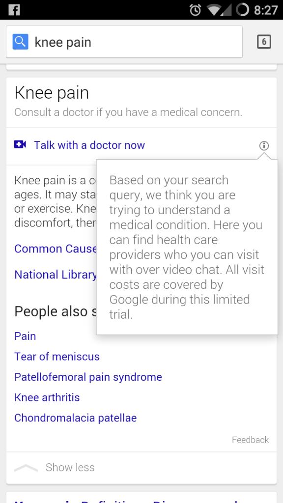 google-hospital
