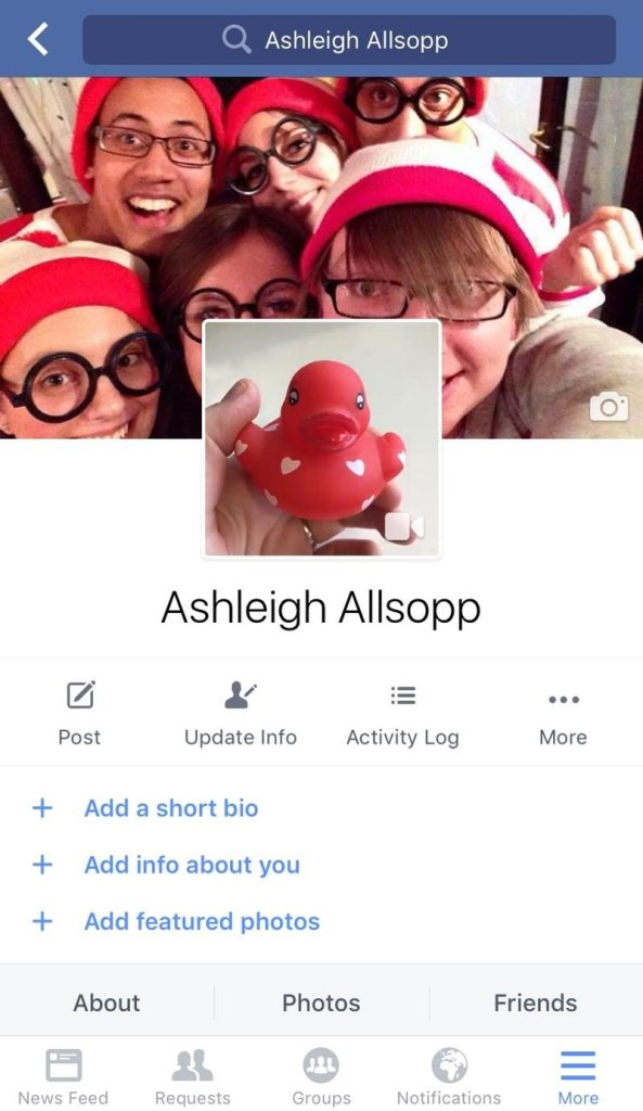 Video as Facebook Profile Picture
