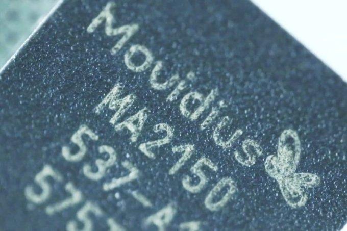 Google partnering Silicon Valley chip maker Movidius