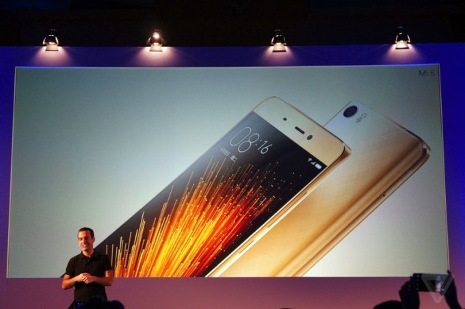 Xiaomi announces the Mi 5, its latest flagship phone