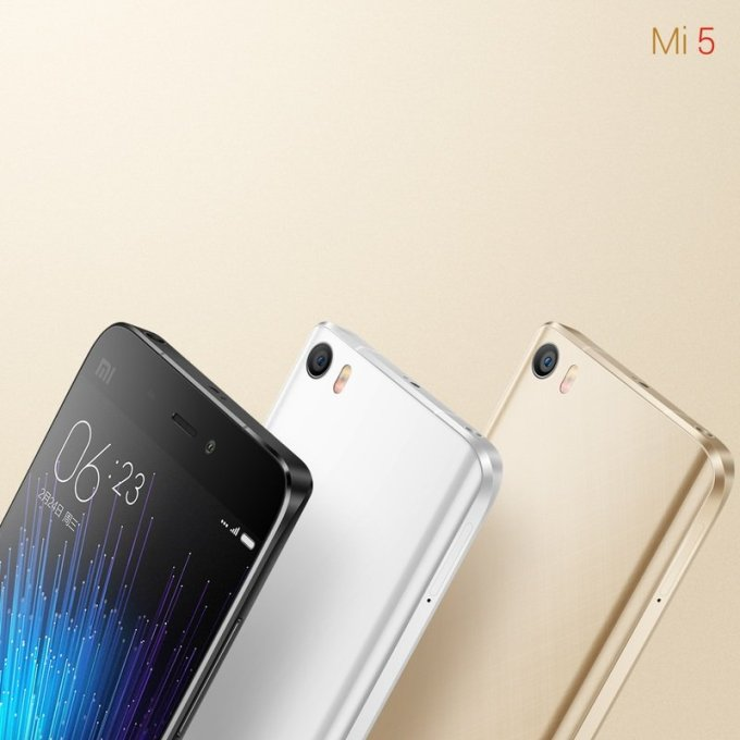 Announcing the Mi 5, Xiaomi's latest flagship phone
