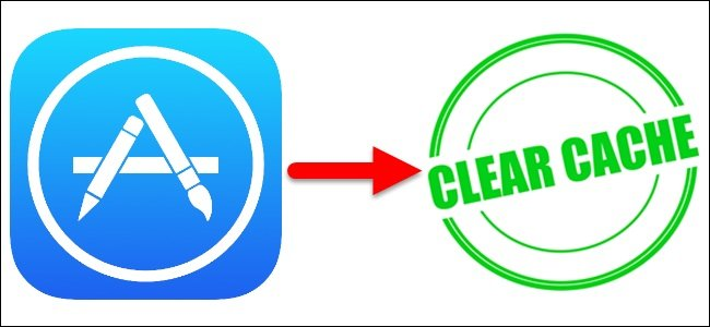 Refresh your App Store by clearing cache