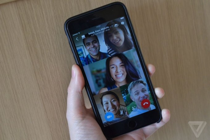Skype group video calling arrives on Android and iOS today