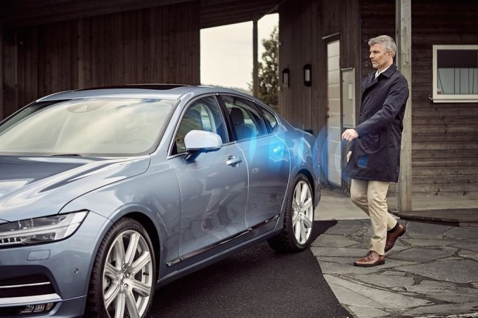 Volvo wants your phone to be the only car key you ever need