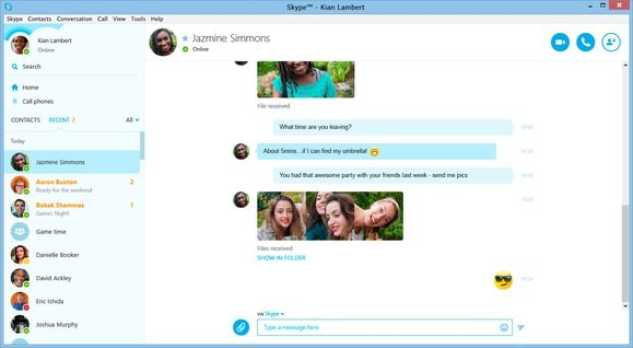 You can now enjoy voice and video calling on Skype for Web without plugins