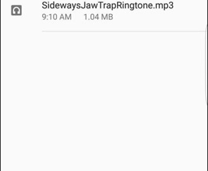Tutorial: Creating Special Custom Ringtones for Your Android Phone