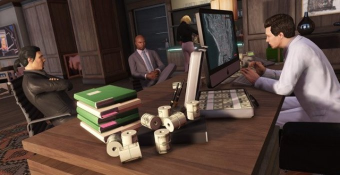 GTA Online's next big update now lets you be a criminal CEO with GTA Online's next big update