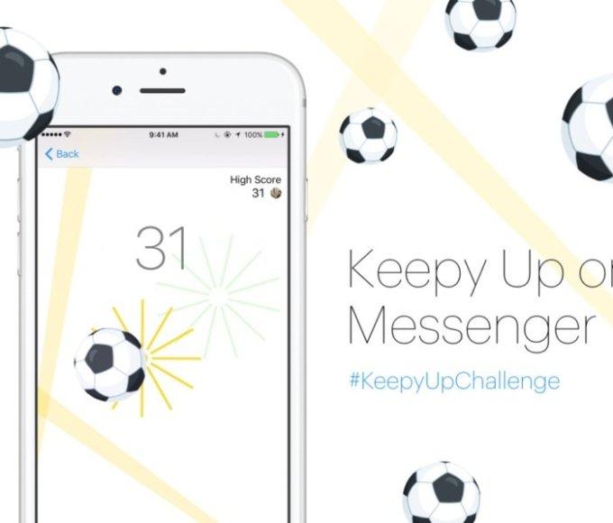Facebook now has a fresh hidden game in Messenger (hint: apply the soccer emoji)