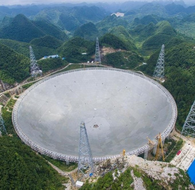 China spends $180m chasing aliens