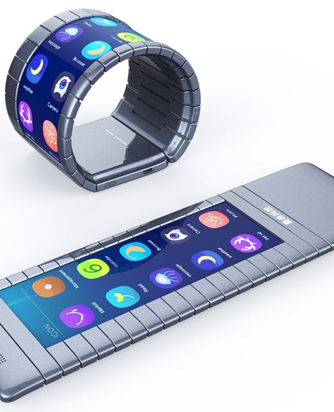 Wonder wonder: Lenovo promises bendable smartphones in 5 years