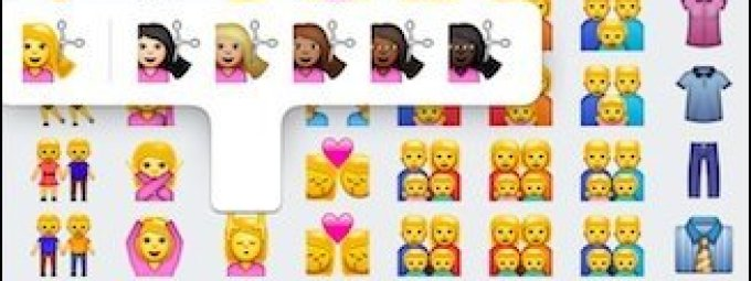 Tutorial: Changing Emoji skin tones on iPhone and OS X