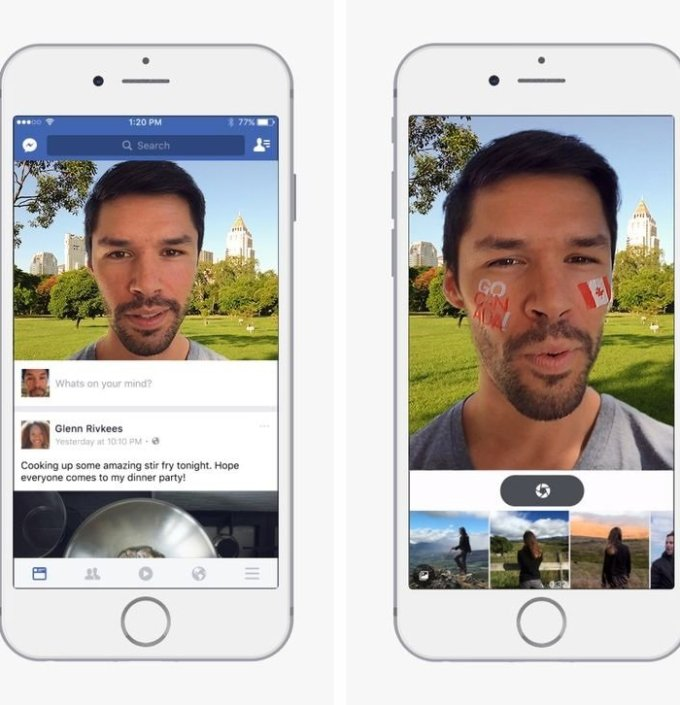 Opinion: Is Facebook right to massively copy Snapchat?