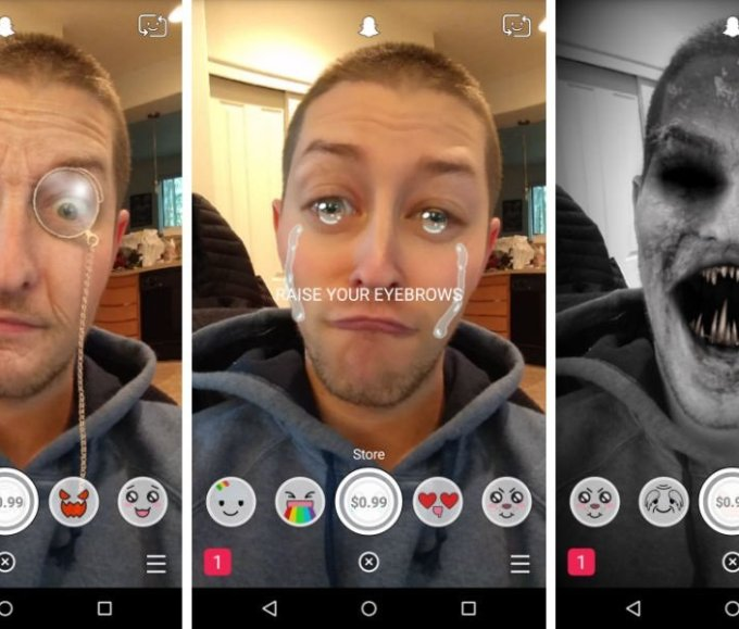 HOW DO YOU THINK SNAPCHAT MAKES ITS MILLIONS?