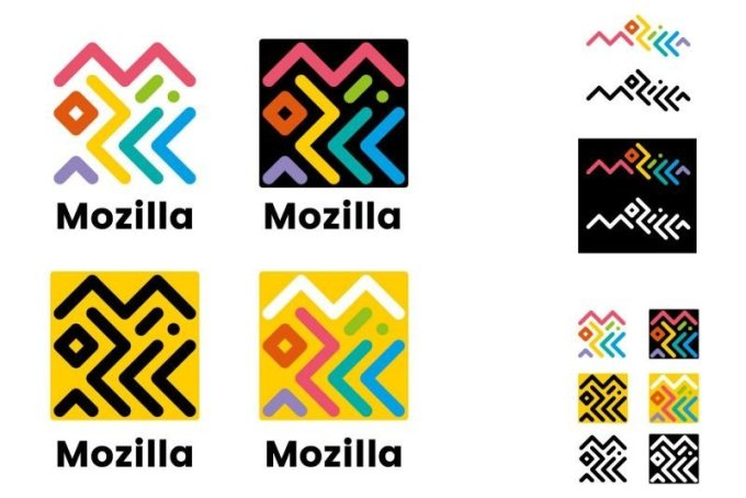 Have you seen Mozilla's potential next logo?