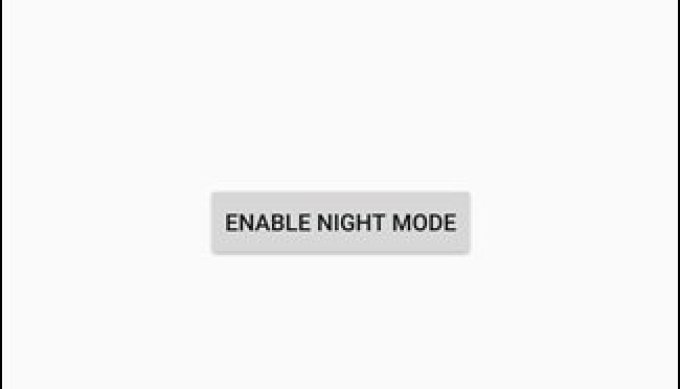 """How can I Reduce Eyestrain By Enabling a """"Night Mode"""" in Android"""
