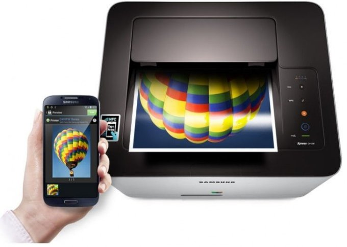 HP officially buys Samsung's printer business