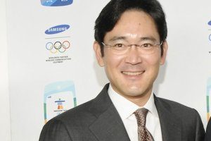 Samsung chief