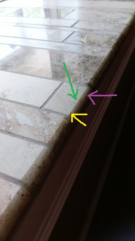 Sanity Saving Diy Bullnose Tile Trim Tips Just Needs Paint