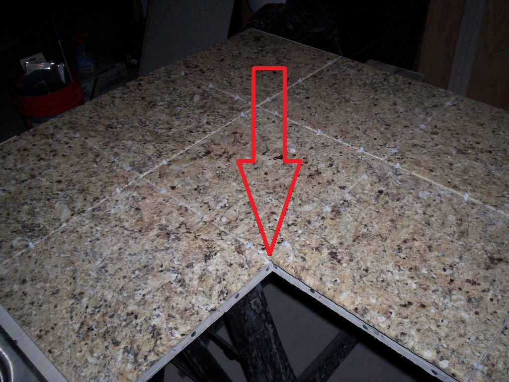 The Ultimate Guide on How to Build a Tile Countertop - Just Needs ...
