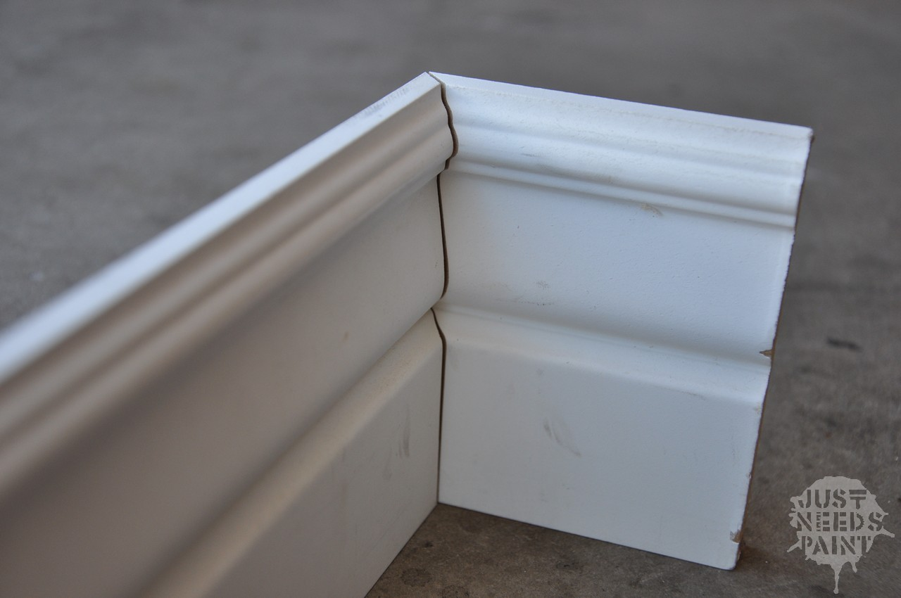 Choose Between Mitered and Coped Baseboard Inside Corners