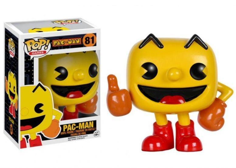 Funko presenta i nuovi personaggi di Pac-Man