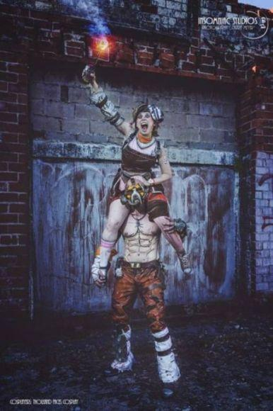 cosplay duo di Borderlands