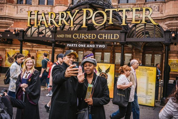 Harry Potter and The Cursed Child scatti fan