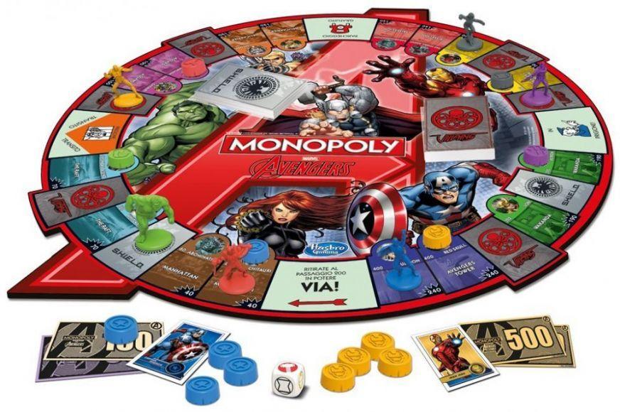 Monopoly Avengers (2)