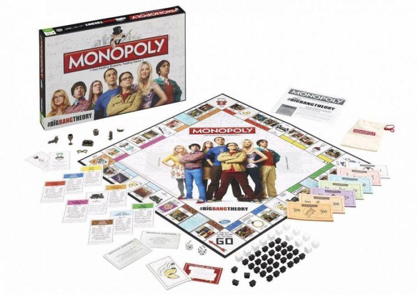 Monopoly Big Bang Theory (4)