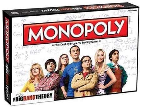 Monopoly Big Bang Theory (5)