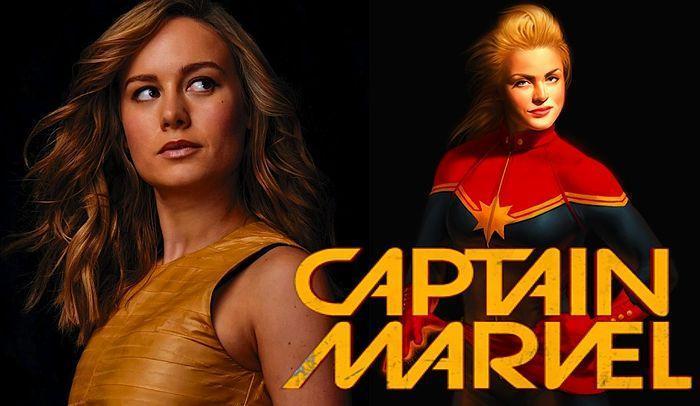 Captain Marvel: uno sguardo ravvicinato agli Skrull grazie a un nuovo concept