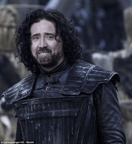 Cage Game Of Thrones 01