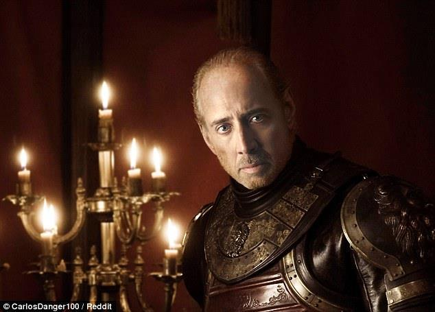 Cage Game Of Thrones 03