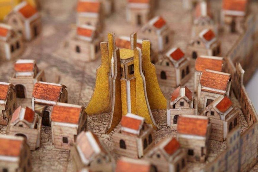 Puzzle 3D Approdo del Re (4)
