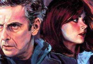 Fumetto di Doctor Who